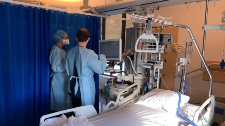 Vivalia : il n'y a plus de patient COVID -19 aux soins intensifs