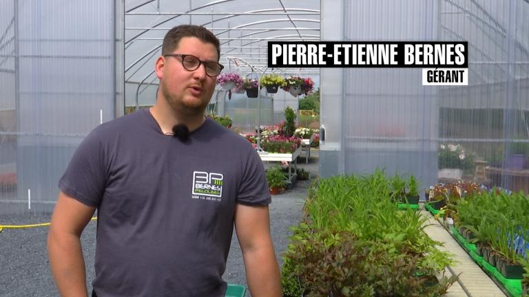 BP Pelouses à Noville, entre jardinerie et aménagements extérieurs