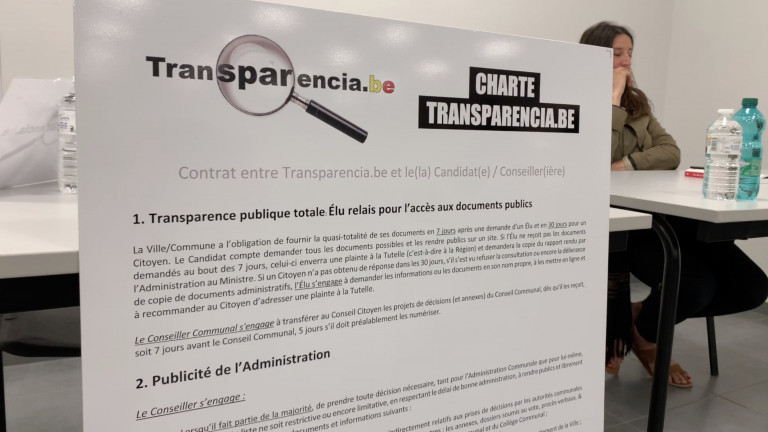 La transparence s'invite au conseil communal de Neufchâteau