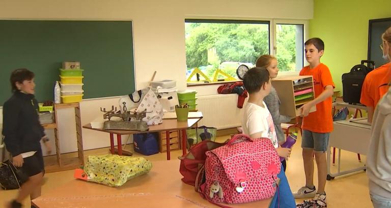 Humain : la petite école déménage