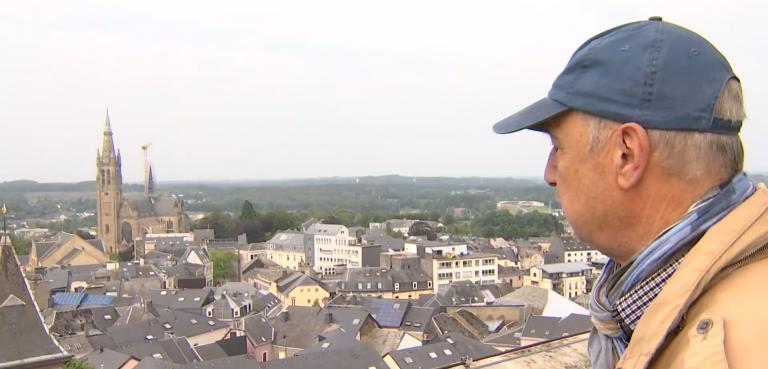 Arlon : découverte du point de vue du Belvédère