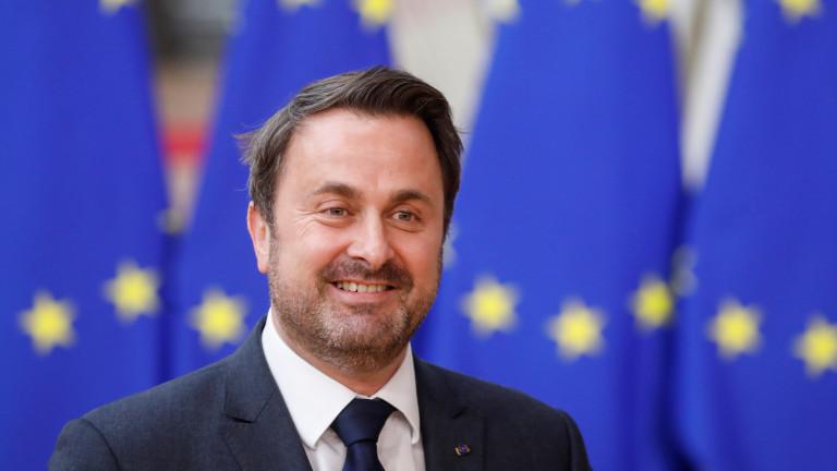 Luxembourg : le premier ministre Xavier Bettel quitte l'hôpital