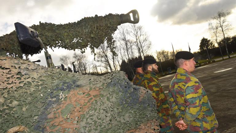 La formation des militaires volontaires déménagera au camp Roi Albert de Marche en septembre