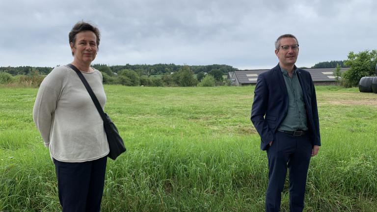 Ecolo. La député fédérale Cécile Thibaut cède son mandat au marchois Olivier Vajda