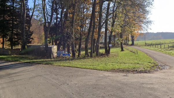 Tragique accident de la route à Jéhonville (Bertrix) : un jeune homme est décédé