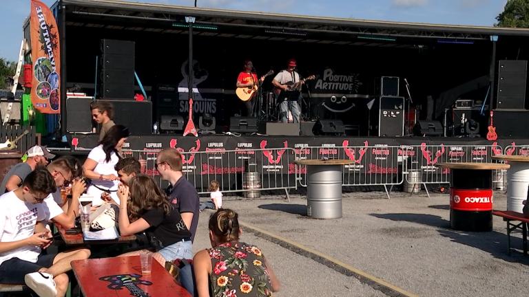 4500 euros récoltés pour les sinistrés grâce au Festival Rock Artitude