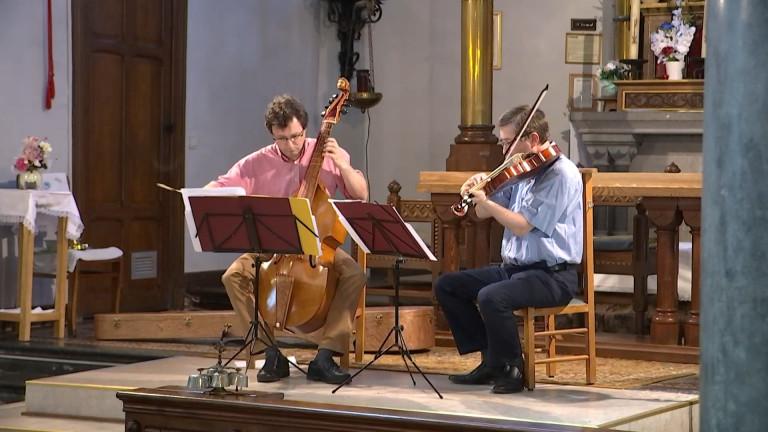 Un concert pour mieux connaître les instruments baroques
