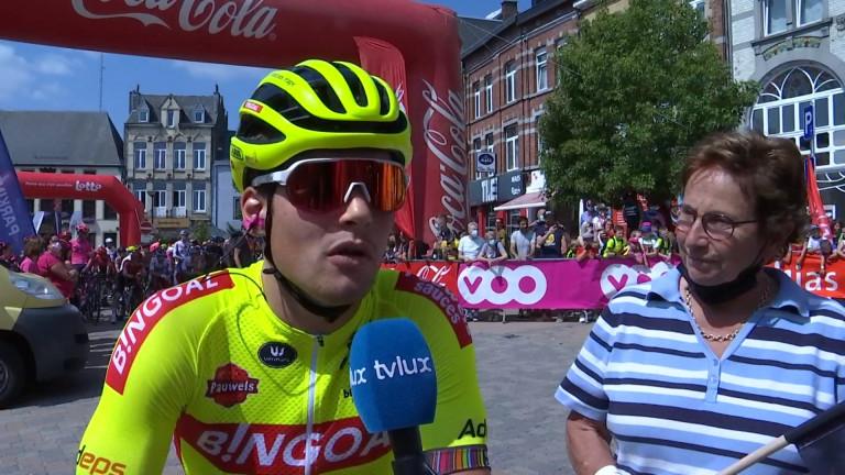 Le Tour de Wallonie fait étape à Neufchâteau