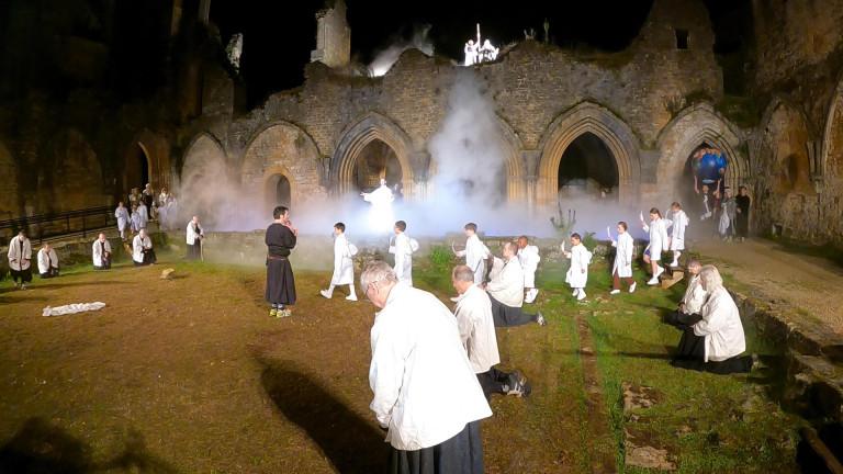 Orval: l'oratorio L'Or du Val, un joyau pour les 950 ans de l'abbaye