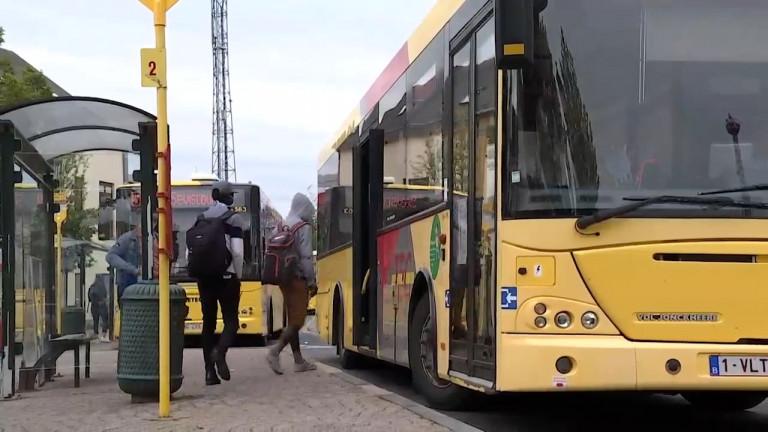 Risques d'effondrement de la N68 à Vielsalm : les autobus de la ligne 142 sont déviés