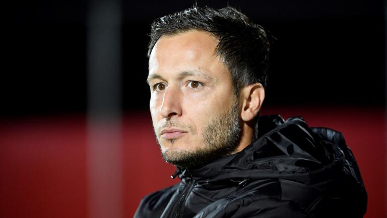 Christophe Grégoire est le nouvel entraîneur de Virton. Reste à trouver des joueurs...