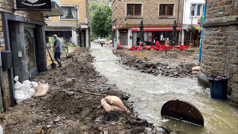 Inondations : 5 millions d'euros pour les communes luxembourgeoises touchées