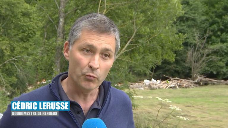 """Rendeux : la commune """"oubliée"""" par un arrêté visant à aider les communes sinistrées"""