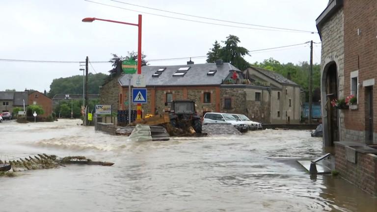 Inondations à On-Hargimont : la commune de Marche-en-Famenne prête à préfinancer un bassin d'orage