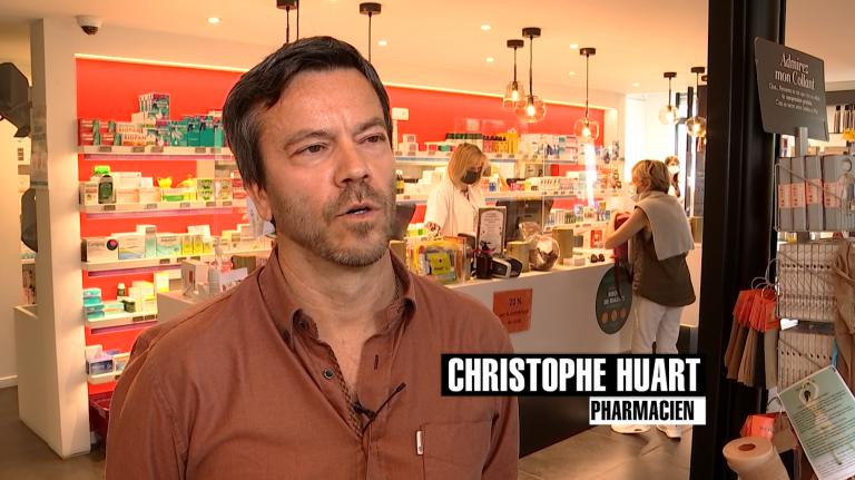 La pharmacie Huart à Barvaux, entre conseils et préparations maisons