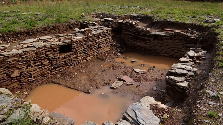 Archéologie : une modeste villa romaine permet de comprendre l'intérêt des fouilles préventives