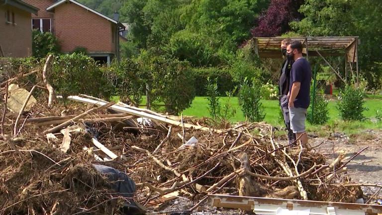 Bomal-sur-Ourthe. Inondations. Le syndicat d'initiative mobilisé auprès des sinistrés