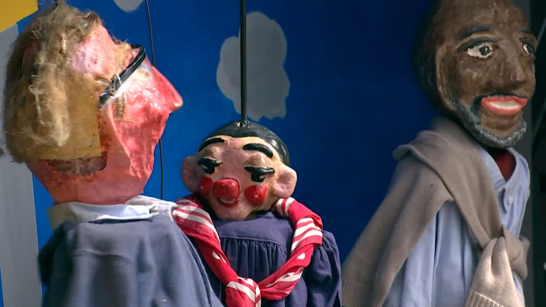 Le 15 août à Marche les marionnettes dévoilent toute la vérité !