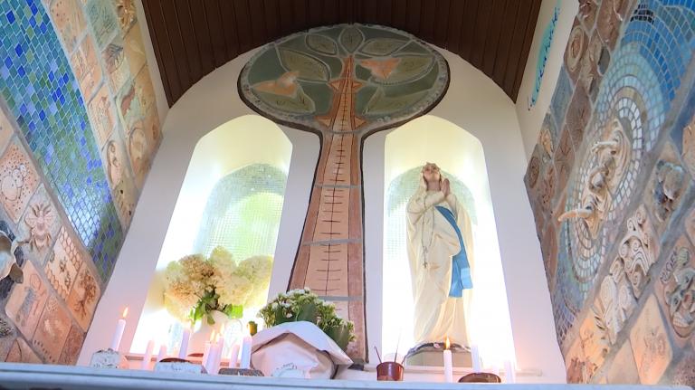 Semel : la chapelle Toussaint a été totalement rénovée
