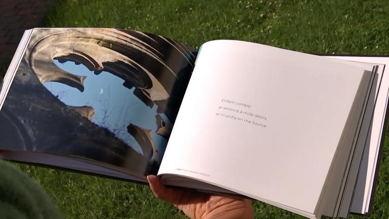 « Orval Regard d'enfance », un livre qui invite à la prise de conscience de la respiration