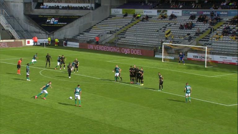 Virton s'incline 2-0 au Lierse, mais progresse