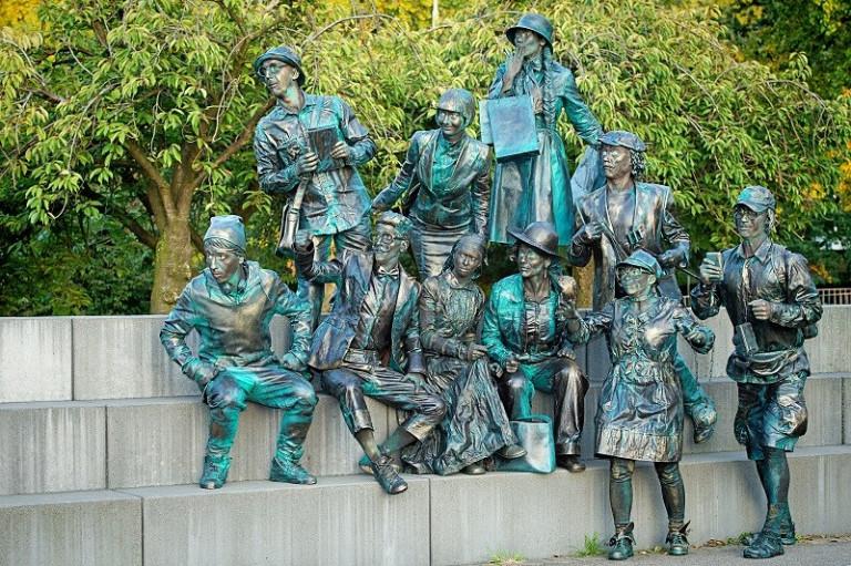 Marche-en-Famenne : 30 000 personnes attendues pour Statues en Marche