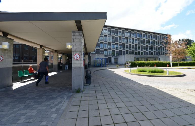 Les visites à l'hôpital de Libramont pourront reprendre lundi