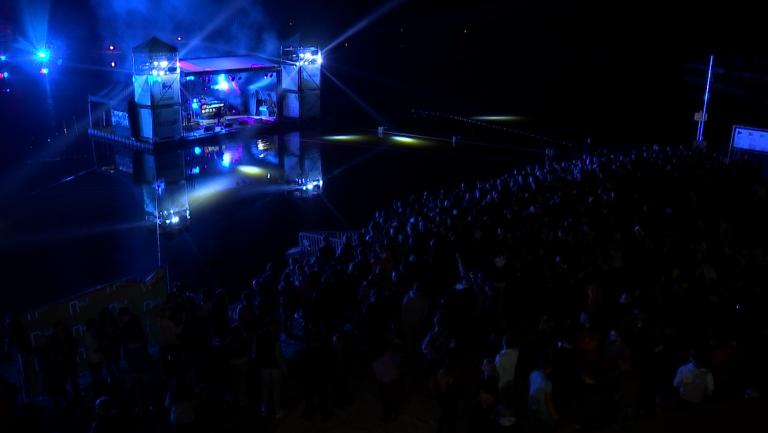 Neufchâteau : plus de 5000 personnes au Summer Lake Festival