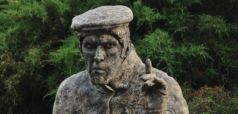 Les statues vivantes ont envahi les rues de Marche-en-Famenne