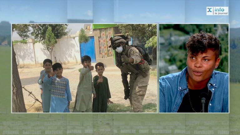 Militaire à Marche, Mélissa raconte dans un livre son expérience en Afghanistan