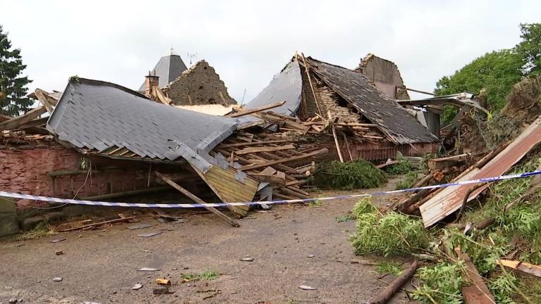 La tornade de Bernistap reconnue comme calamité naturelle