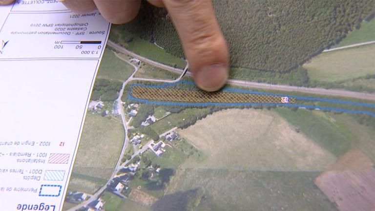 Orgeo : 32.000 mètres cubes de remblais au bout d'un quartier résidentiel ?