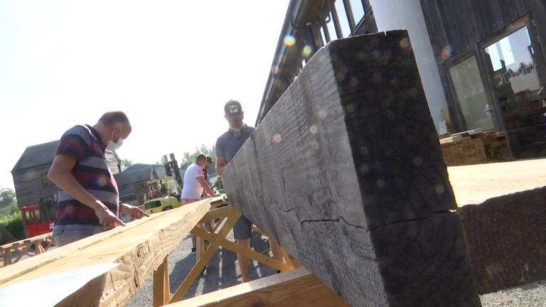 Le Forem organise une semaine pour découvrir les métiers du bois