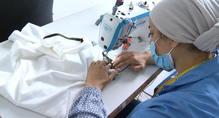 Lucid : une marque de vêtements durables imaginée à Neufchâteau