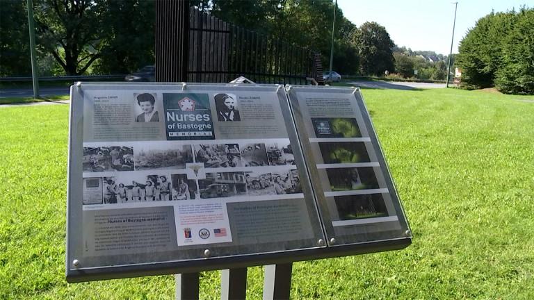 Patrimoine 4/5 : Se promener sur les traces des femmes qui comptent à Bastogne