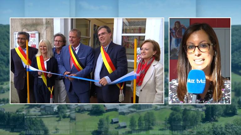 Arlon a inauguré sa maison des associations et du bénévolat