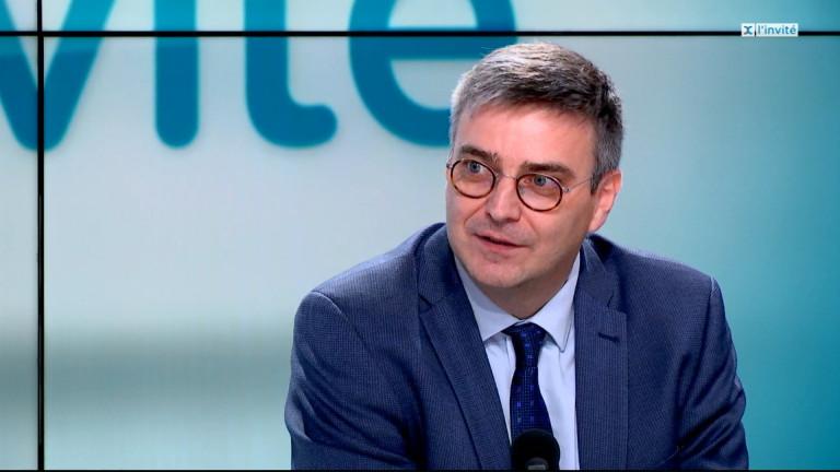 Benoît Dujardin, nouveau Directeur-Président de l'Henallux
