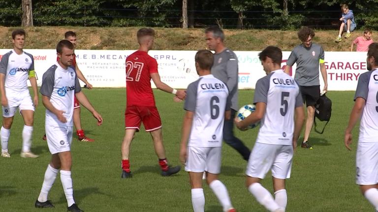 D3 ACFF : score sévère pour Habay qui perd face à Rochefort