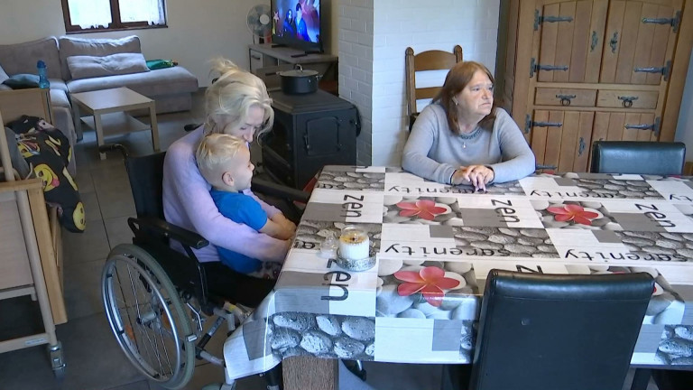 Inondations à Hargimont : Jacqueline est toujours privée de logement