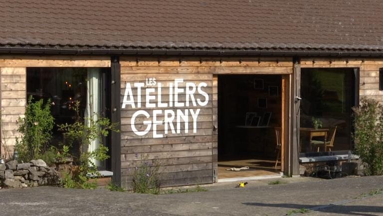 Humain : les ateliers du Gerny ouvrent leurs portes le temps d'un week-end