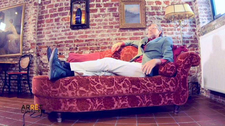 Ar(rê)t culture #3 : Centre culturel de Rossignol-Tintigny - invité Freddy Tougaux