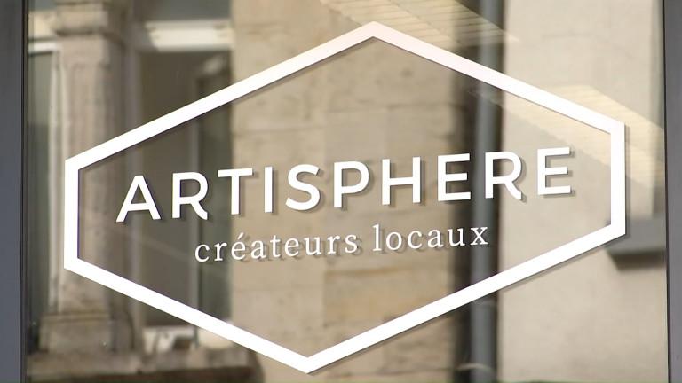 Arlon: Artisphère, une boutique d'objets d'artisans et de créateurs locaux