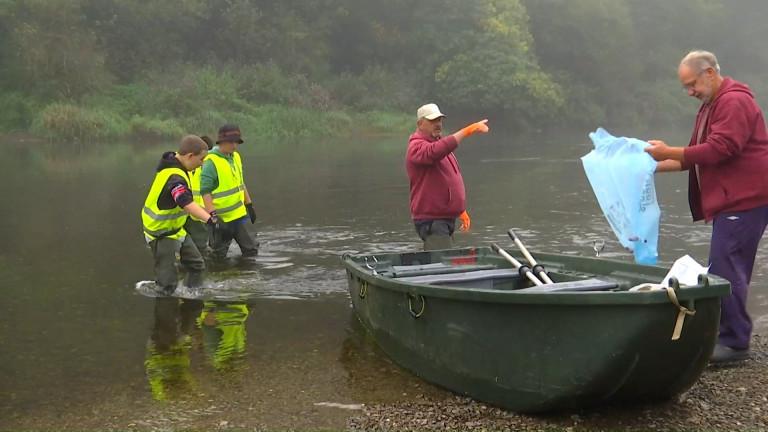 Plus de 8500 volontaires ont nettoyé la nature dans la province