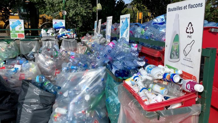 Derniers jours pour les PMC dans les recyparcs