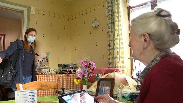 L'OAFL contribue au maintien des personnes âgées à domicile