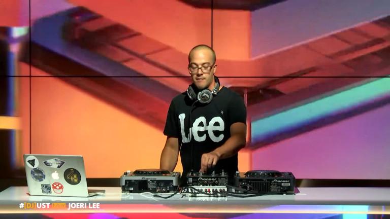 JOERI LEE - #[DJ]ust