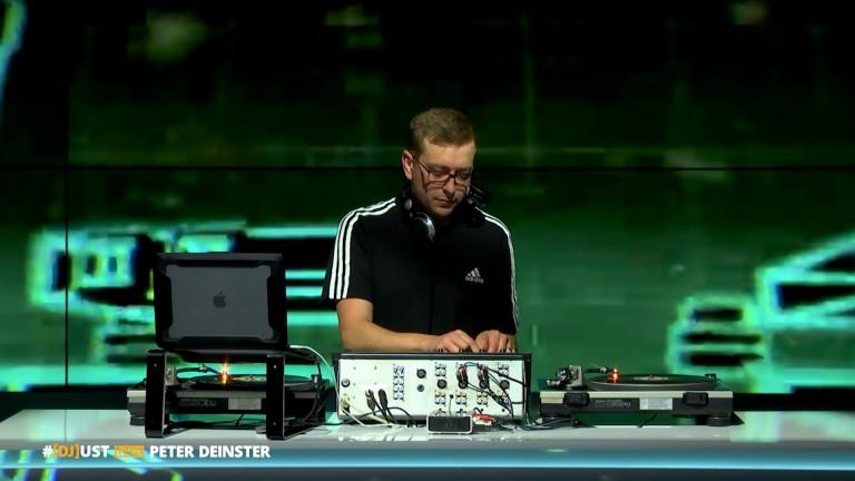 PETER DEINSTER - #[DJ]ust