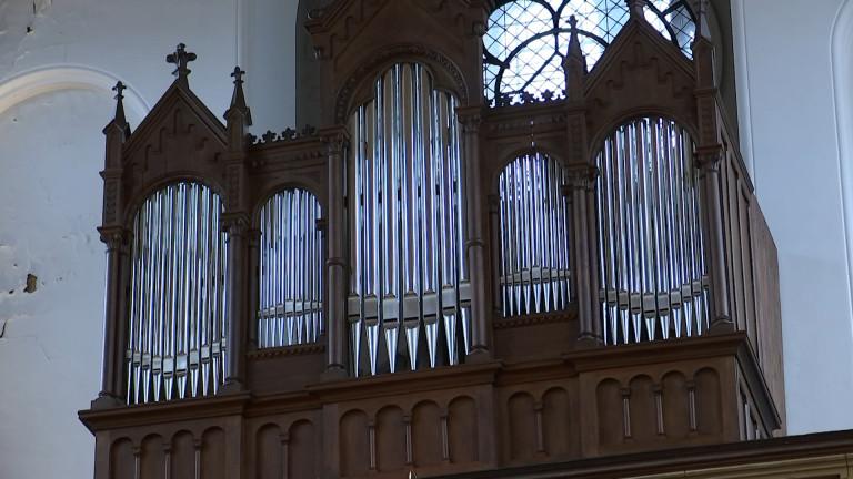L'église de Saint-Mard retrouve les mélodies de son orgue rénové