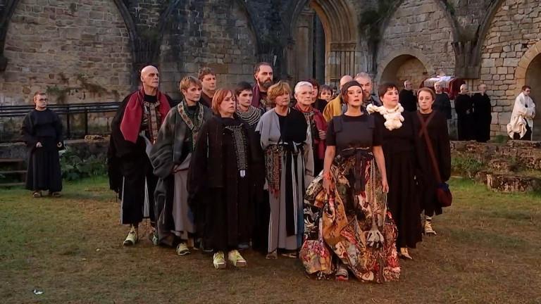 Forger l'Or du Val : le making-of de l'oratorio joué à Orval cet été