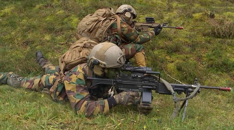 Défense. Le département manœuvre maintient ses formations à Arlon